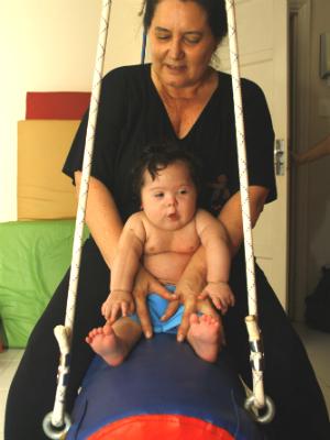 O Processamento sensorial nas crianças com síndrome de Down –Parte 3