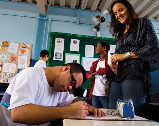 Dicas práticas para professores 3 - Assistente de educação: menos é mais