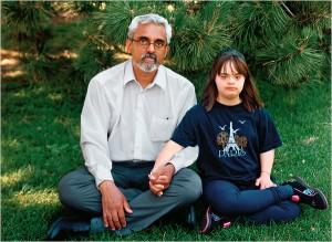 Alberto Costa e sua filha, Tyche