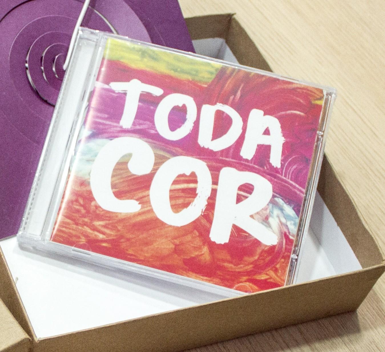 CD Toda Cor