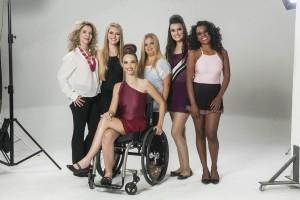 Modelos com e sem deficiência participam da campanha 2015 da Inoar.