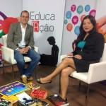 Bate-papo sobre educação inclusiva na TV ALERJ