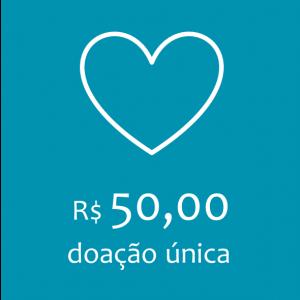 Doação - R$ 50,00