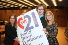 Dia Internacional da Síndrome de Down na ONU em Genebra – #MinhaVozMinhaComunidade
