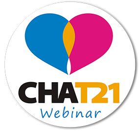 Assista os webinários do CHAT21!