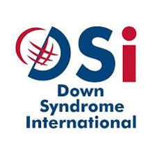 Logo da Down Syndrome International.