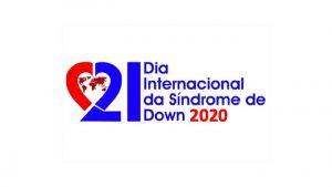 logo do dia internacioal da sindrome de down 2020.