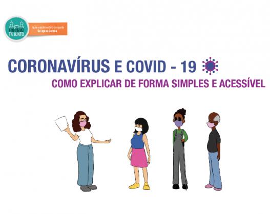 Coronavírus e COVID-19, em linguagem simples e acessível