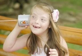 Síndrome de Down, dificuldades na fala e na linguagem