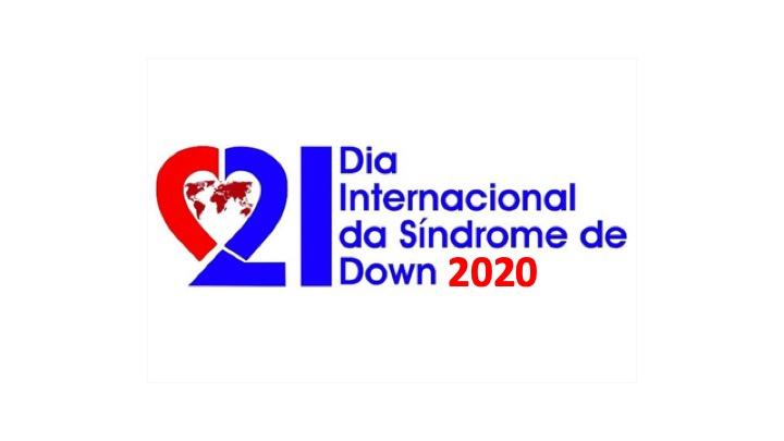 Resultado de imagem para Dia Internacional da Síndrome de Down 2020