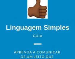 emoticon de polegar pra cima - texto - linguagem simples - guia - aprenda a comunicar de um jeito que todos entendam.
